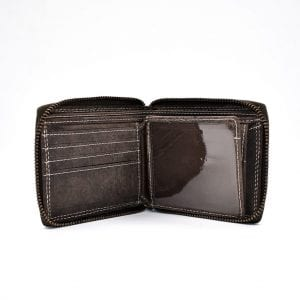 Bossi Wallet - Hunter Zipper